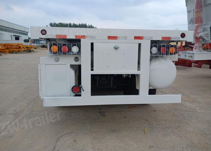 heavy duty flatbed trailer