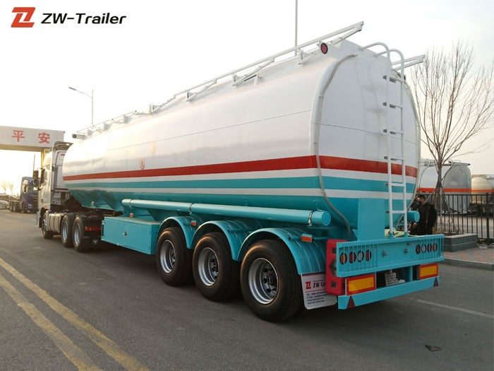 3 Axle 40cbm 50000 Liters Crude Oil Tanker Semi Trailer Manufacturers, 3 Axle 40cbm 50000 Liters Crude Oil Tanker Semi Trailer Factory, Supply 3 Axle 40cbm 50000 Liters Crude Oil Tanker Semi Trailer