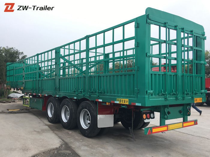 Stake Fence Livestock Semi Trailers Manufacturers, Stake Fence Livestock Semi Trailers Factory, Supply Stake Fence Livestock Semi Trailers