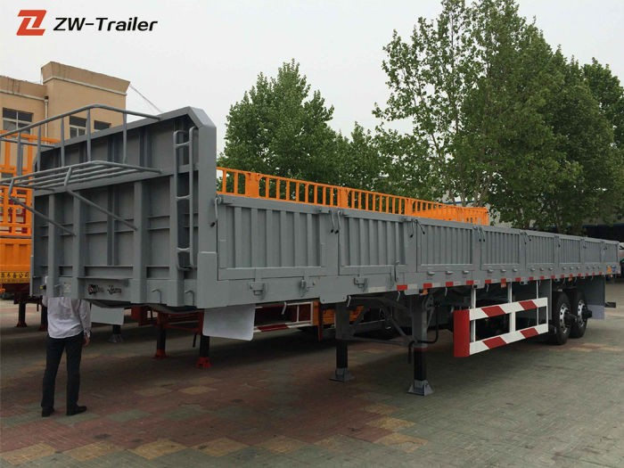 Sidewall Side Wall Drop Side Truck Trailer