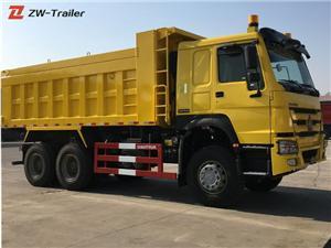 New Sinotruk Howo Dump Truck