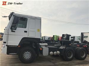 Kepala Lori Traktor Traktor Sinotruk Howo 420