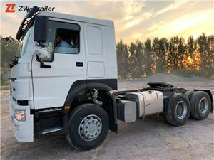 Used Howo Truck Tractor Units