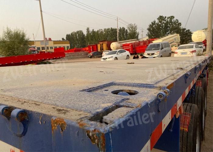 used semi trailers
