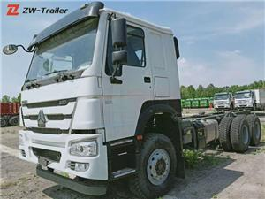 Sinotruk Howo 6x4 A7 Tractor Truck