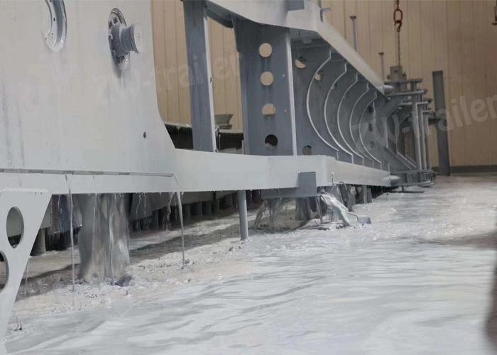 dennison skeletal trailer
