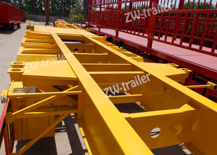 treler separa pengangkutan kontena