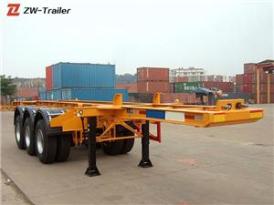 20ft Container Skeletal Trailer