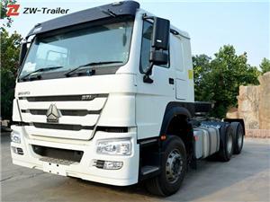 Howo 6x4 Tractor Head Truck