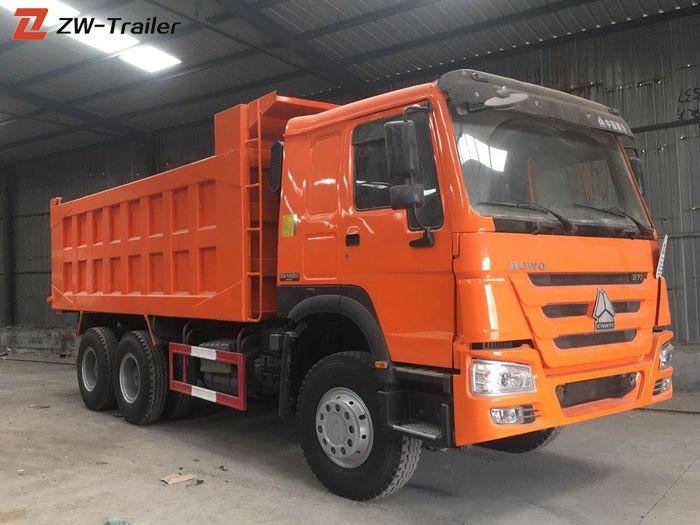 Truck Dump Truck terpakai terpakai di Afrika Selatan