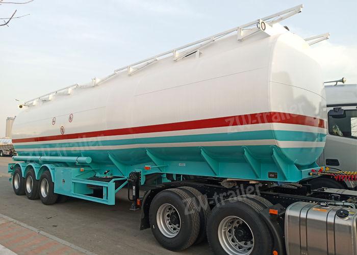 Treler tangki pengangkutan bahan bakar 33000 liter