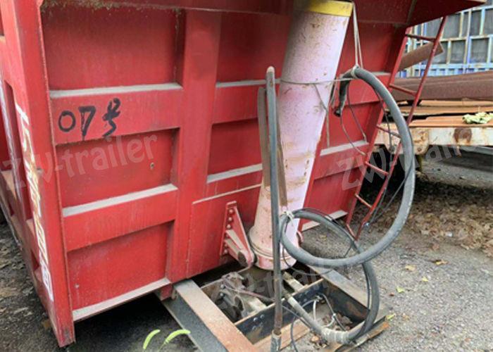 treler dump axle terpakai
