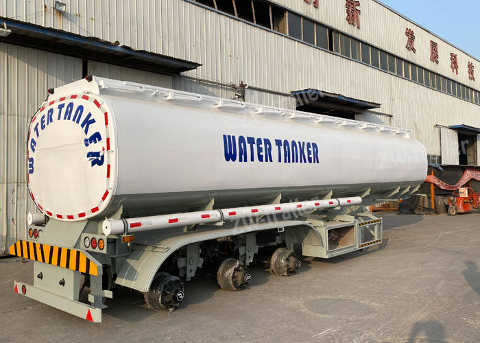 diesel tanker trailer