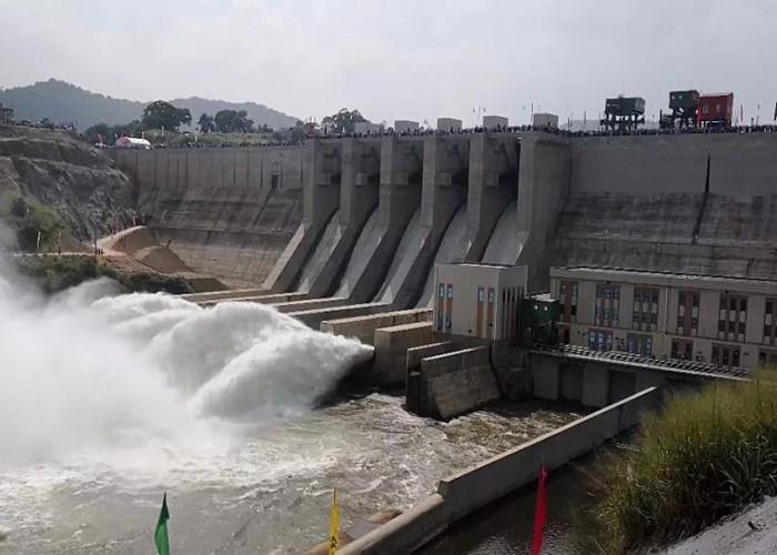 ГЭС Морагахаканда, Шри-Ланка