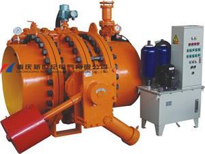 Hydro inlet valve