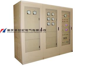 Excitation system for hydropower plant