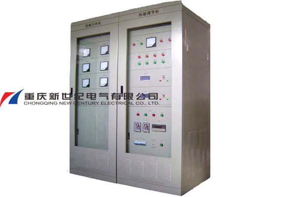 Brushless excitation system para sa hydropower plant
