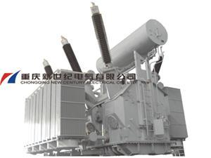 Transformer in substation