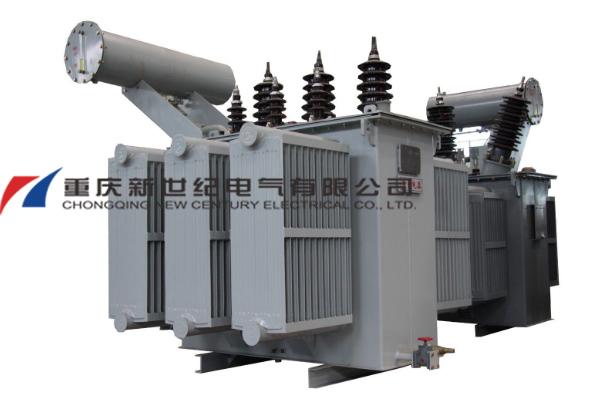Substation dry-type transformer for substation