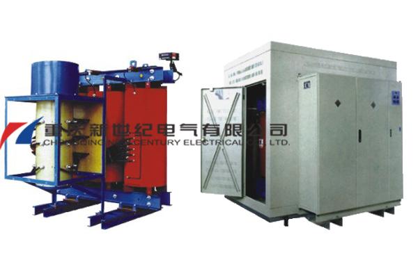 Substation oil-immersed transformer for substation