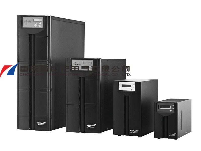 AC/DC power supply for substation