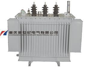 Transformer in pump station
