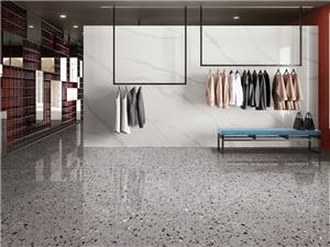 Terrazzo Facade Rectangular Wall Tile