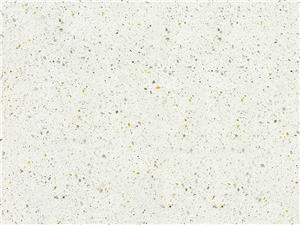 White Concrete Terrazzo Slab