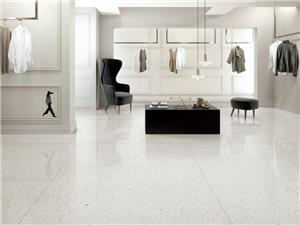 Agglomerate Marble Terrazzo Flooring