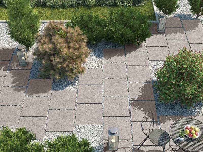 Outdoor Terrazzo Wall Tile Paver