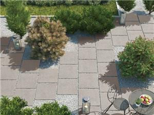 Marble Aggregate Outdoor Terrazzo Cladding