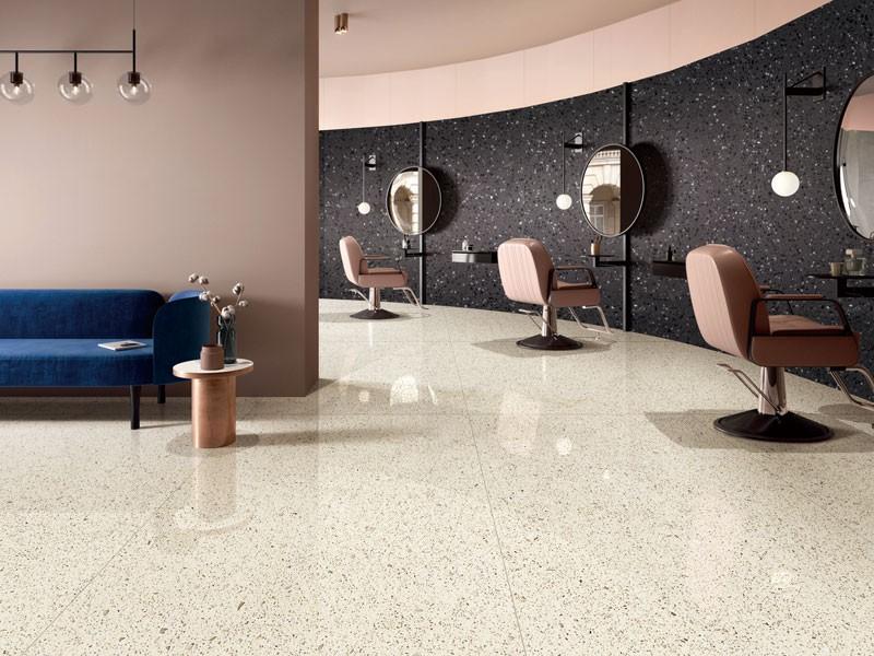 Beige Terrazzo Floor Tiles Manufacturers, Beige Terrazzo Floor Tiles Factory, Supply Beige Terrazzo Floor Tiles
