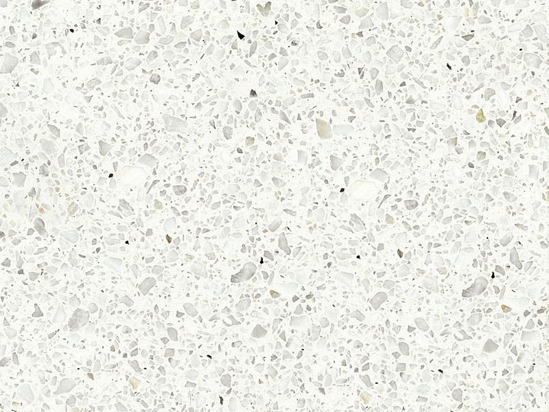 Crystal White Inorganic Marble Tile