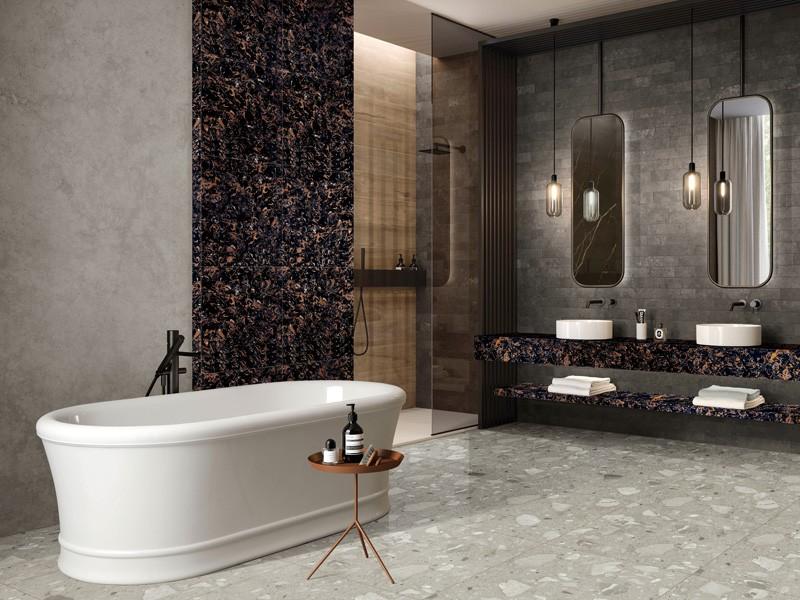 Grey Inorganic Marble Floor Polish Tile Manufacturers, Grey Inorganic Marble Floor Polish Tile Factory, Supply Grey Inorganic Marble Floor Polish Tile