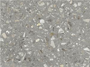 Grey Inorganic Terrazzo Wall Tile