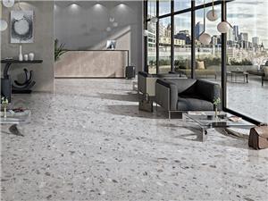 Grey Inorganic Marble Stone Tile