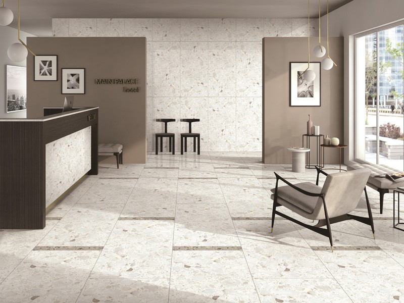 White Engineering Marble Flooring Tile Manufacturers, White Engineering Marble Flooring Tile Factory, Supply White Engineering Marble Flooring Tile