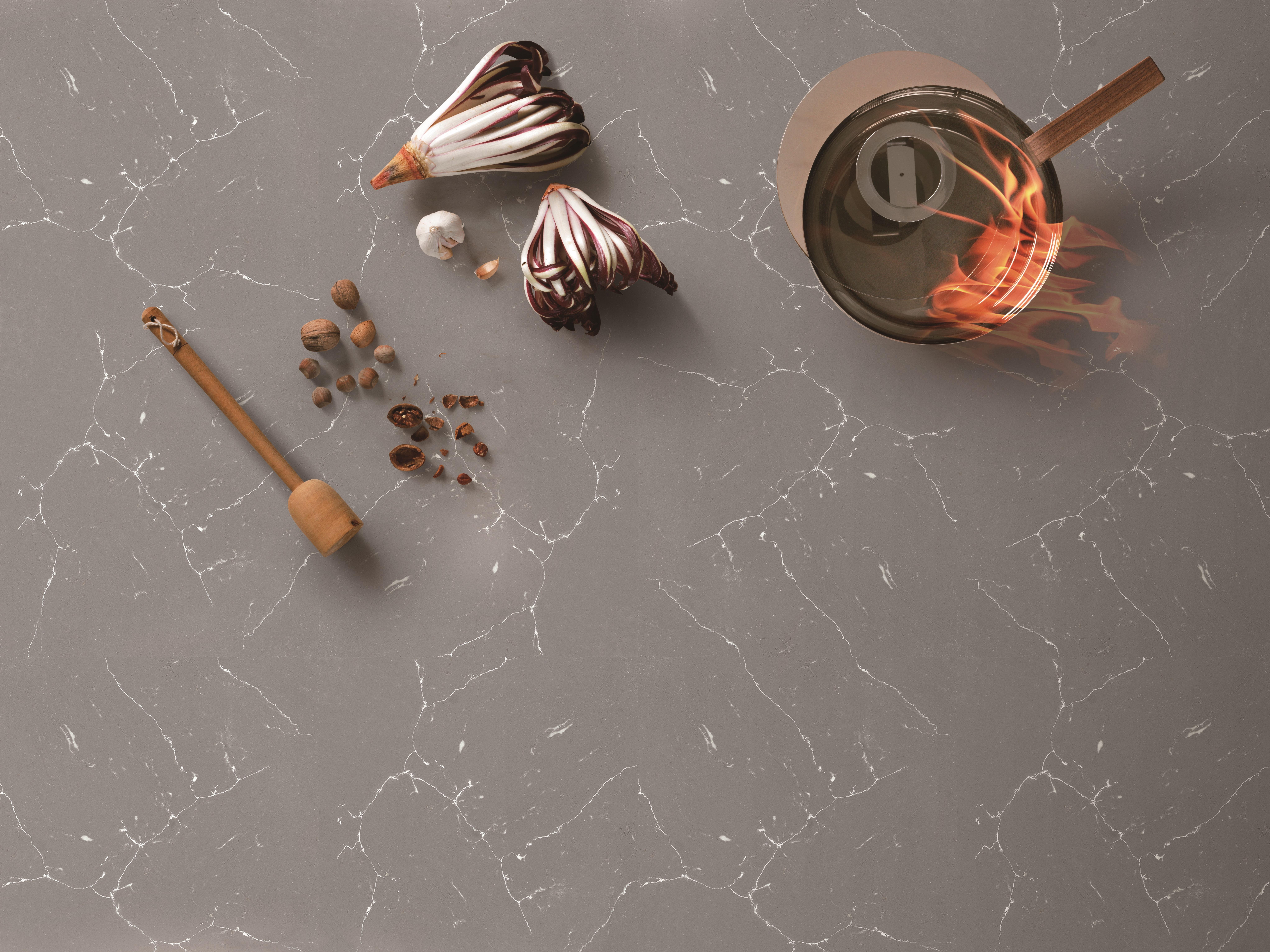 искусственные мраморные кухонные столешницы
