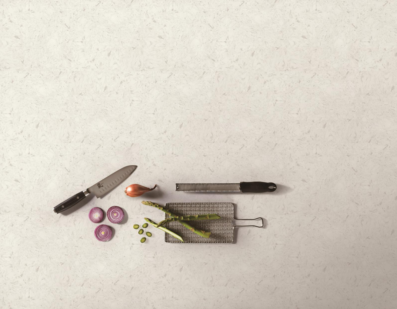 synthetic countertops