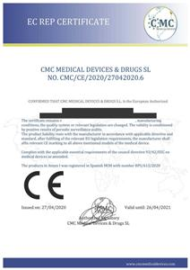 CE Certificate-Protective Goggle