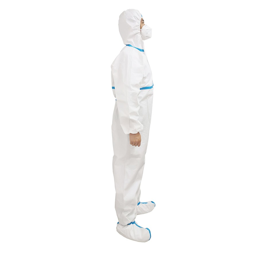 Disposable Safety Protective Suit