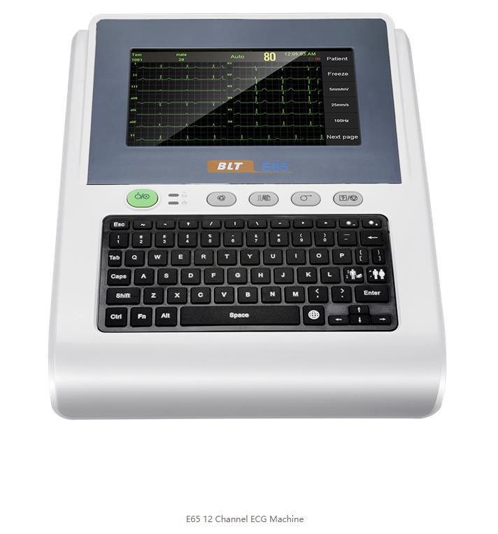 hospital heart monitor