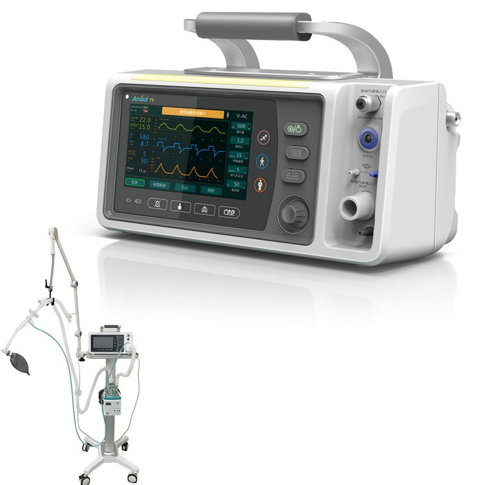 Hospital Portable Ventilator