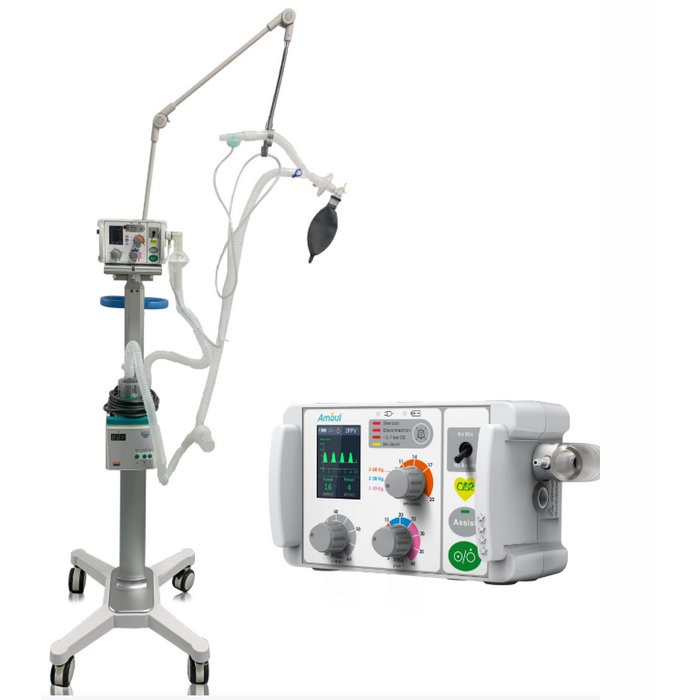 Medical Handheld Transport Ventilator