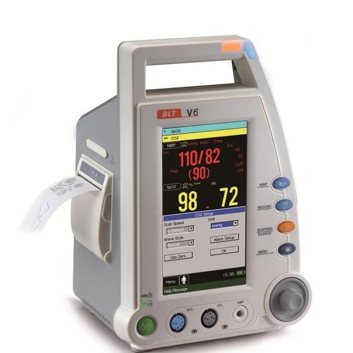 Multi Parameter Vital Signs Monitor