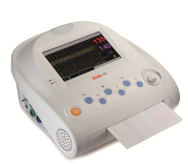 Multi Parameter Hospital Neonatal And Fetal Patient Monitor