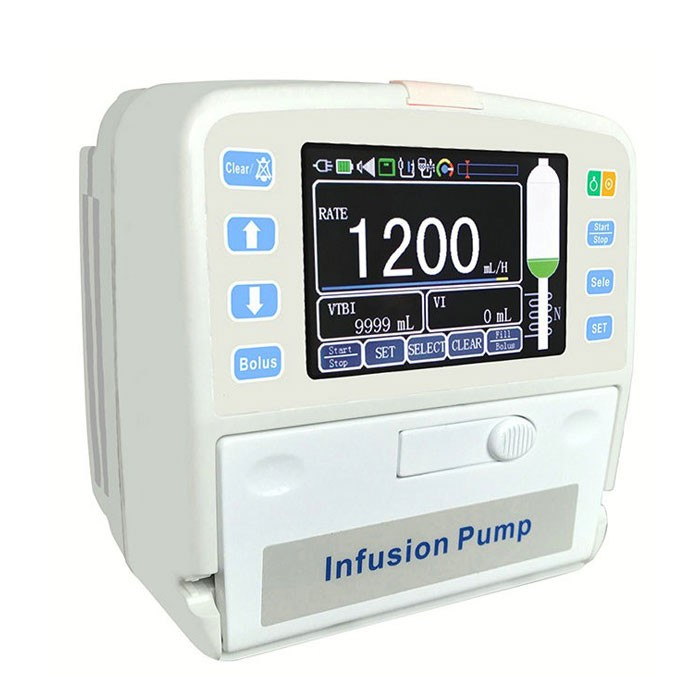 Hospital ICU Portable infusion Pump