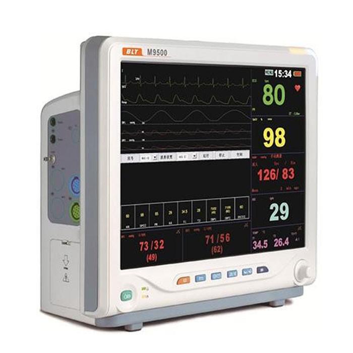 Portable Multi Parameter Non-plug-in Patient Monitor