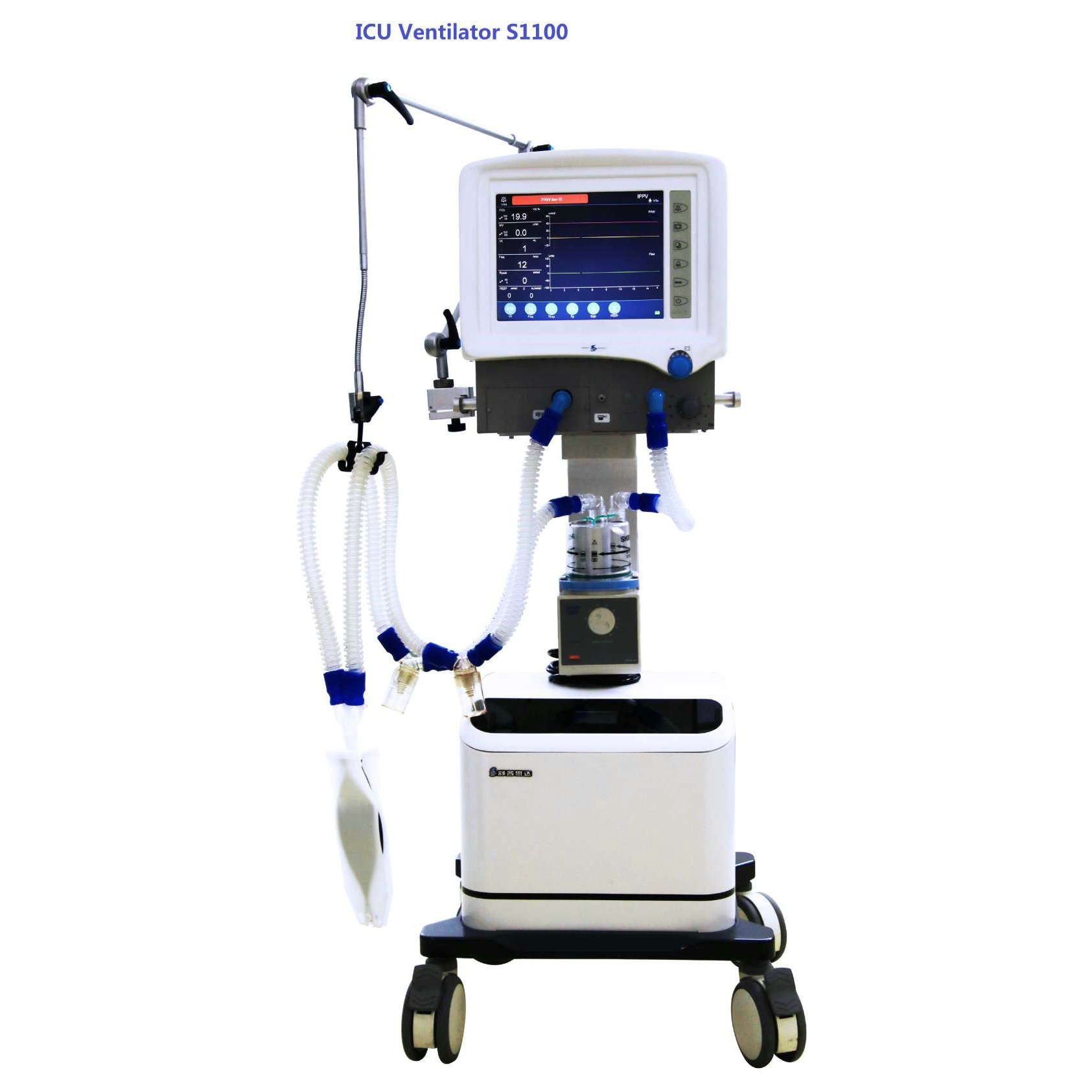 ICU Ventilators for Coronavirus