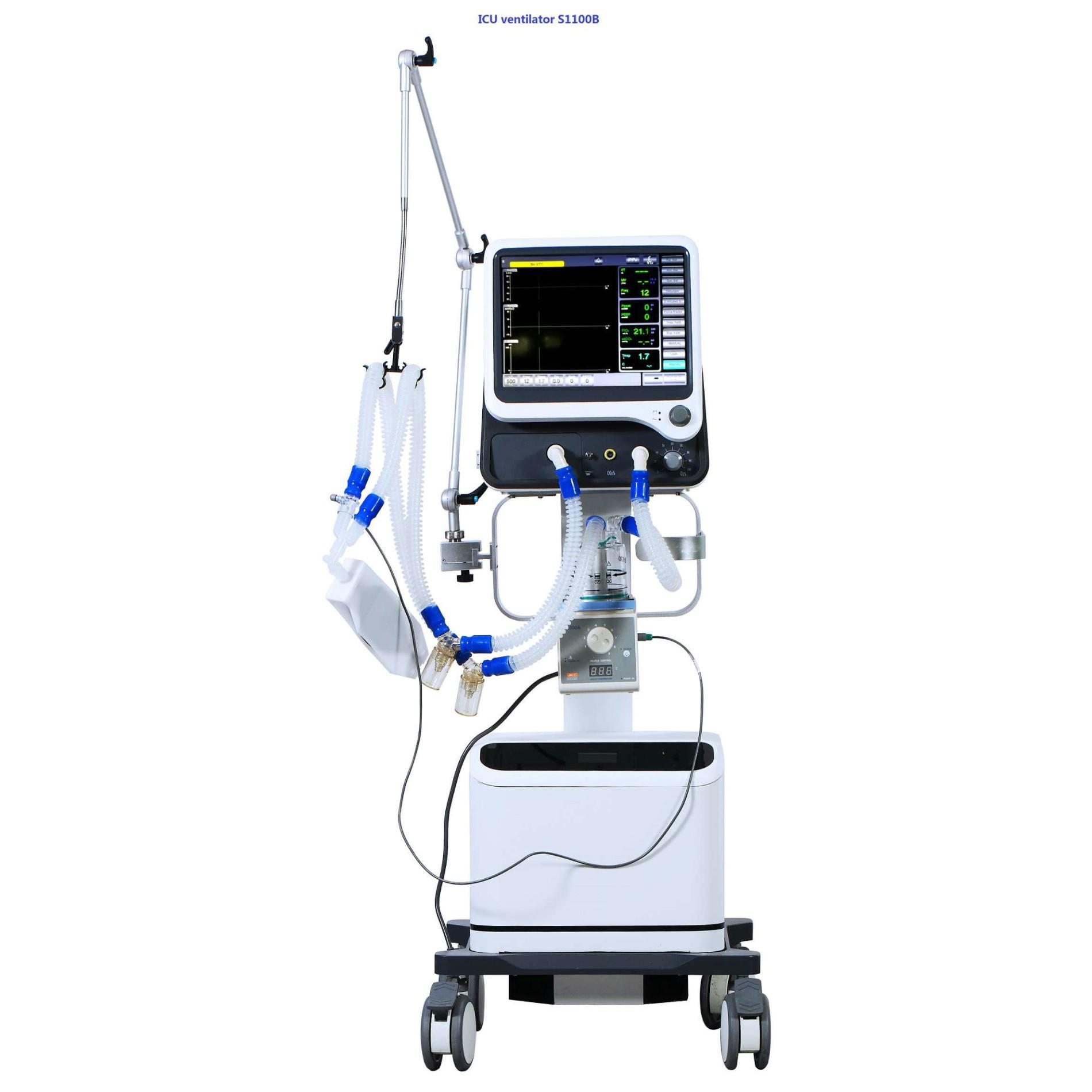ICU Ventilators for Coronavirus